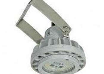 Luminária articulada industrial